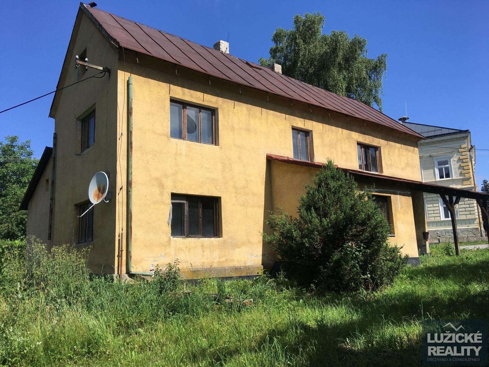 RD Nový Oldřichov, okres Česká Lípa