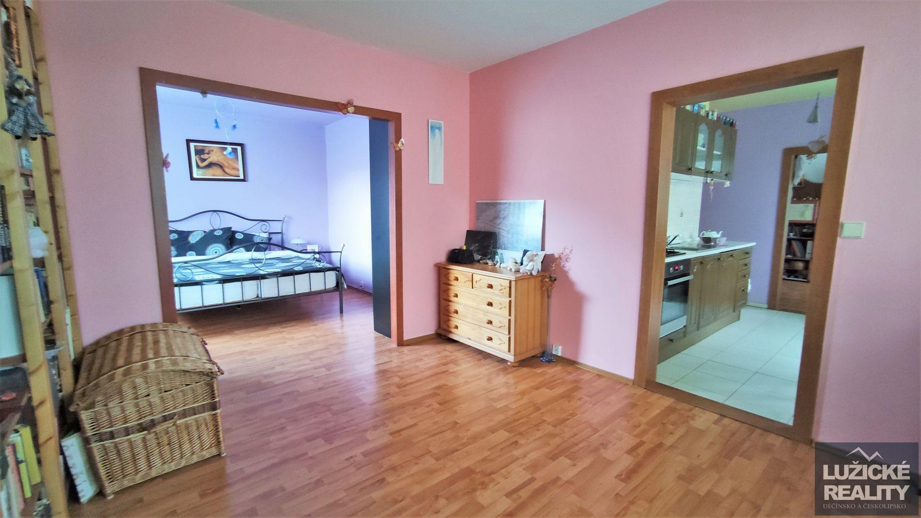 Prodej bytu 3+1 Nový Bor 68 m2