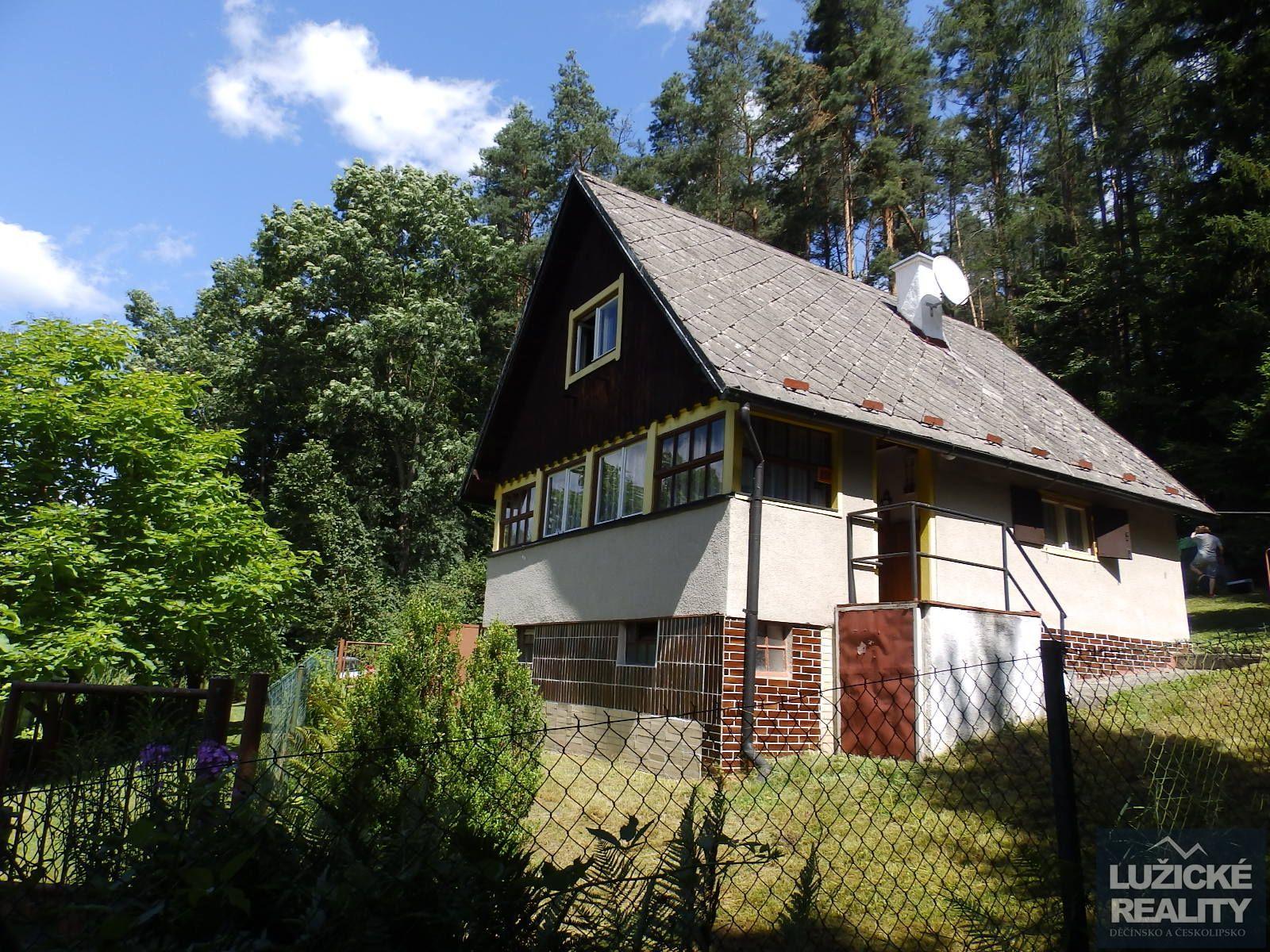 Chata Samopše, Sázava, okres Kutná Hora