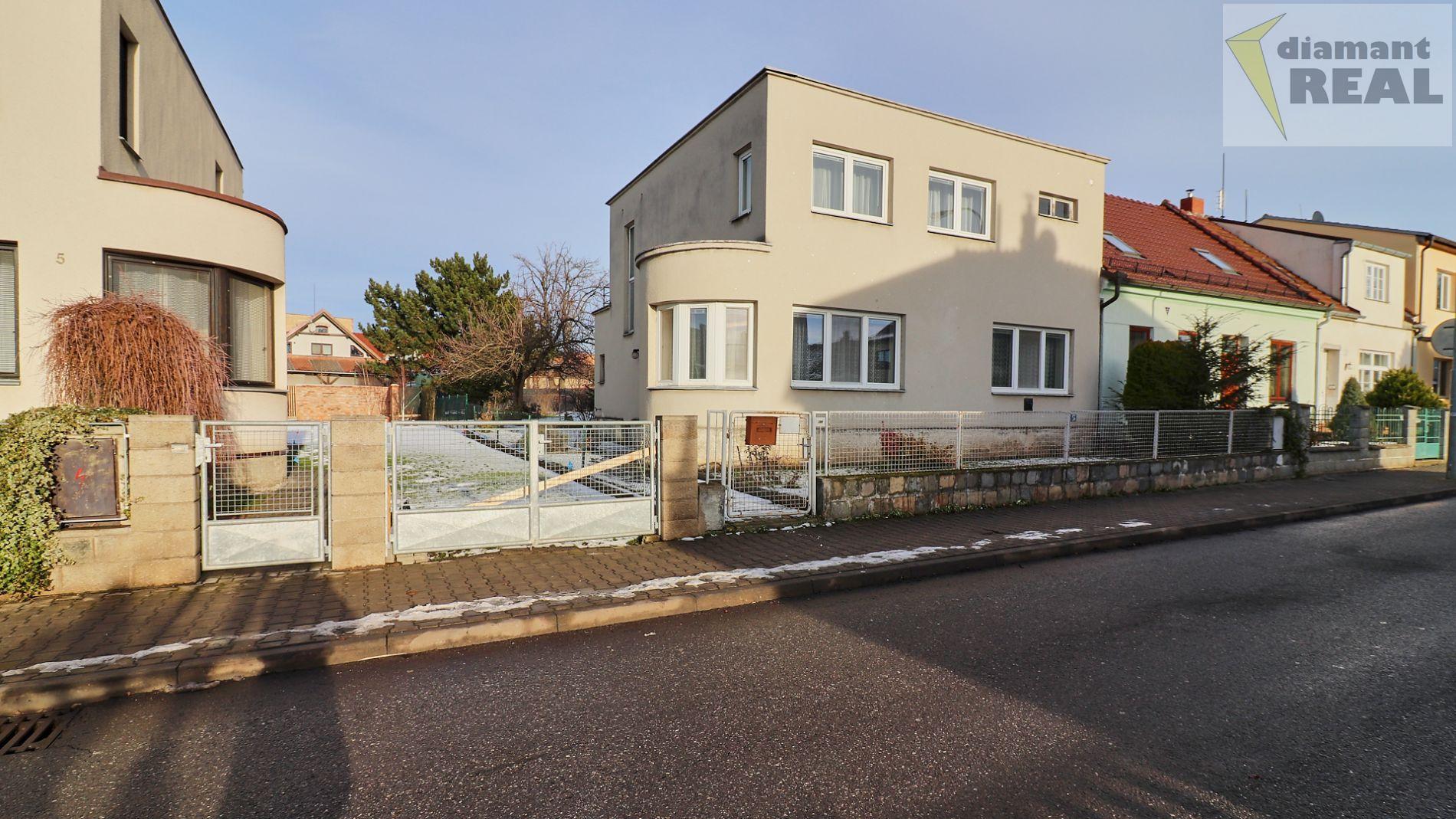 Prodej RD 5+1, Brno-Slatina, pozemek 517 m2
