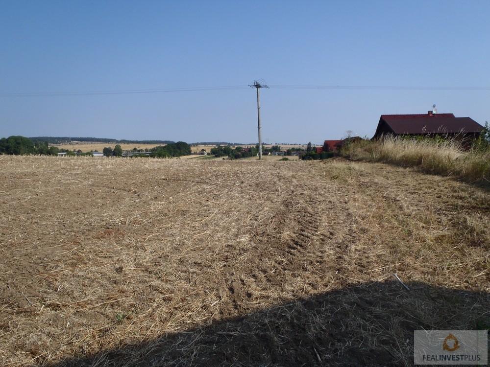 Pozemek v Náměšti na Hané pro 7 RD 6042m2