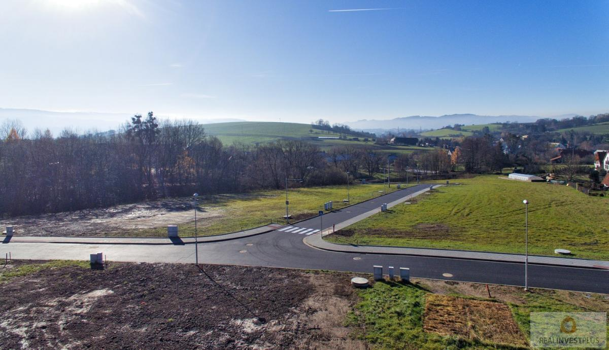 Prodej pozemku pro RD v obci Krhová, 1435m2