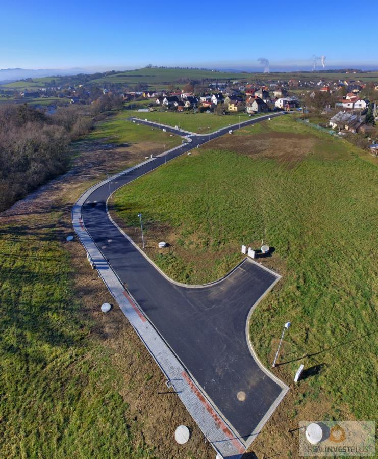 Pozemek pro bydlení v obci Krhová, 1212m2 + 643m2
