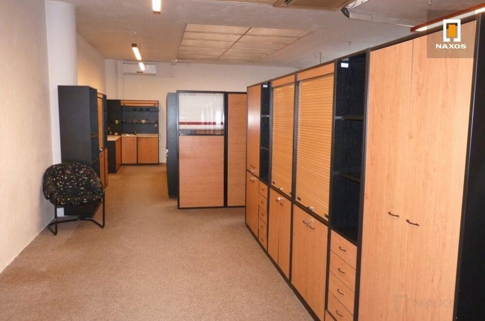 Kancelářské prostory 111,6 m2, kompletně vybavené nábytkem, ul. U Centrumu, Orlová - Lutyně