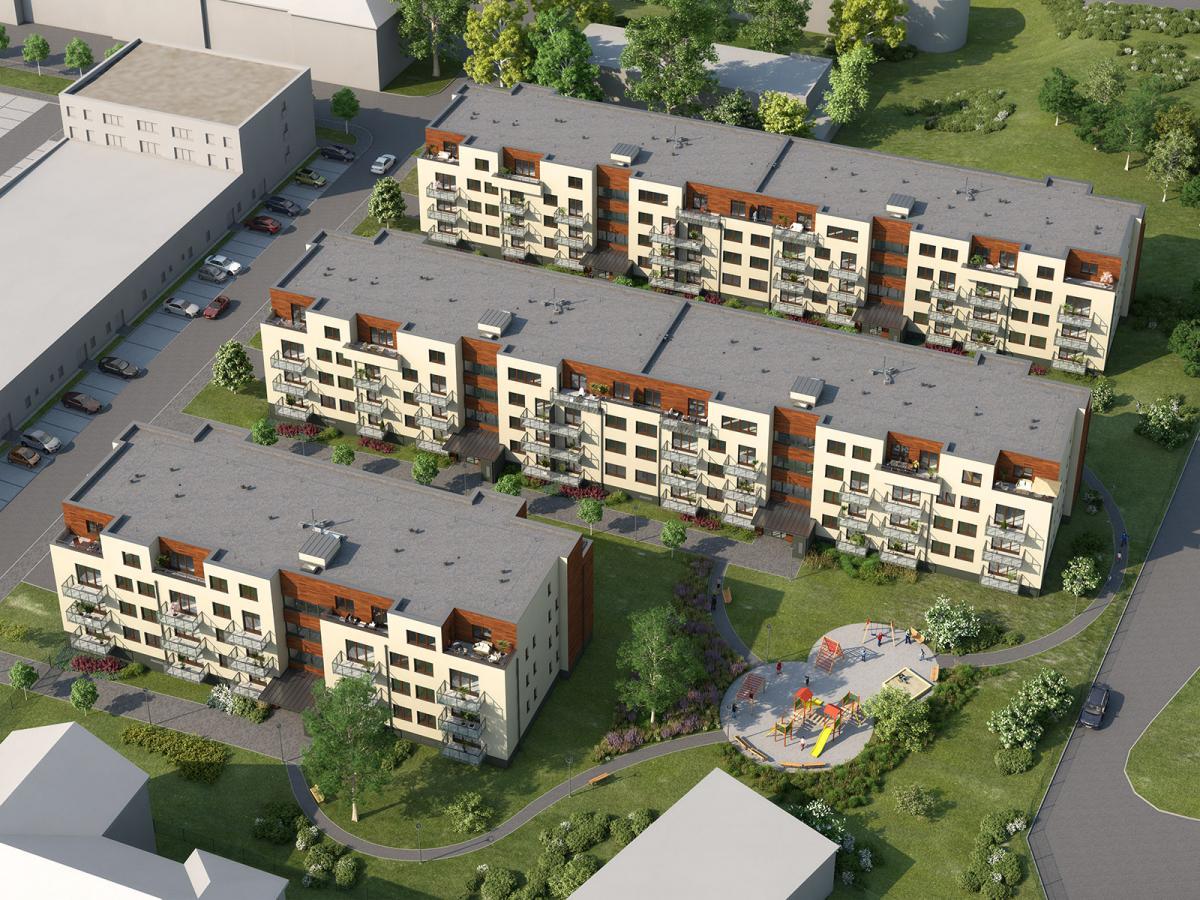 Prodej bytu 3+kk s balkonem, Olomouc, Na Šibeníku