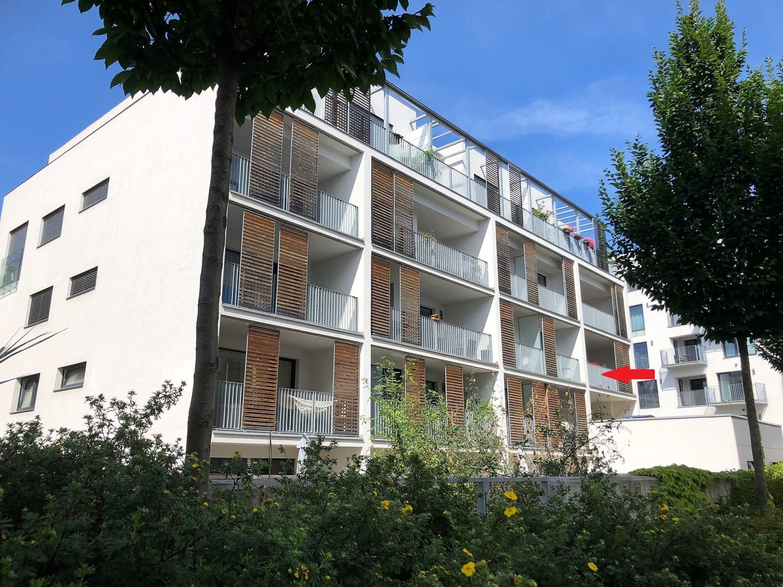 Pronájem  bytu 3+kk s garáží  - Rokycanova ul. Olomouc