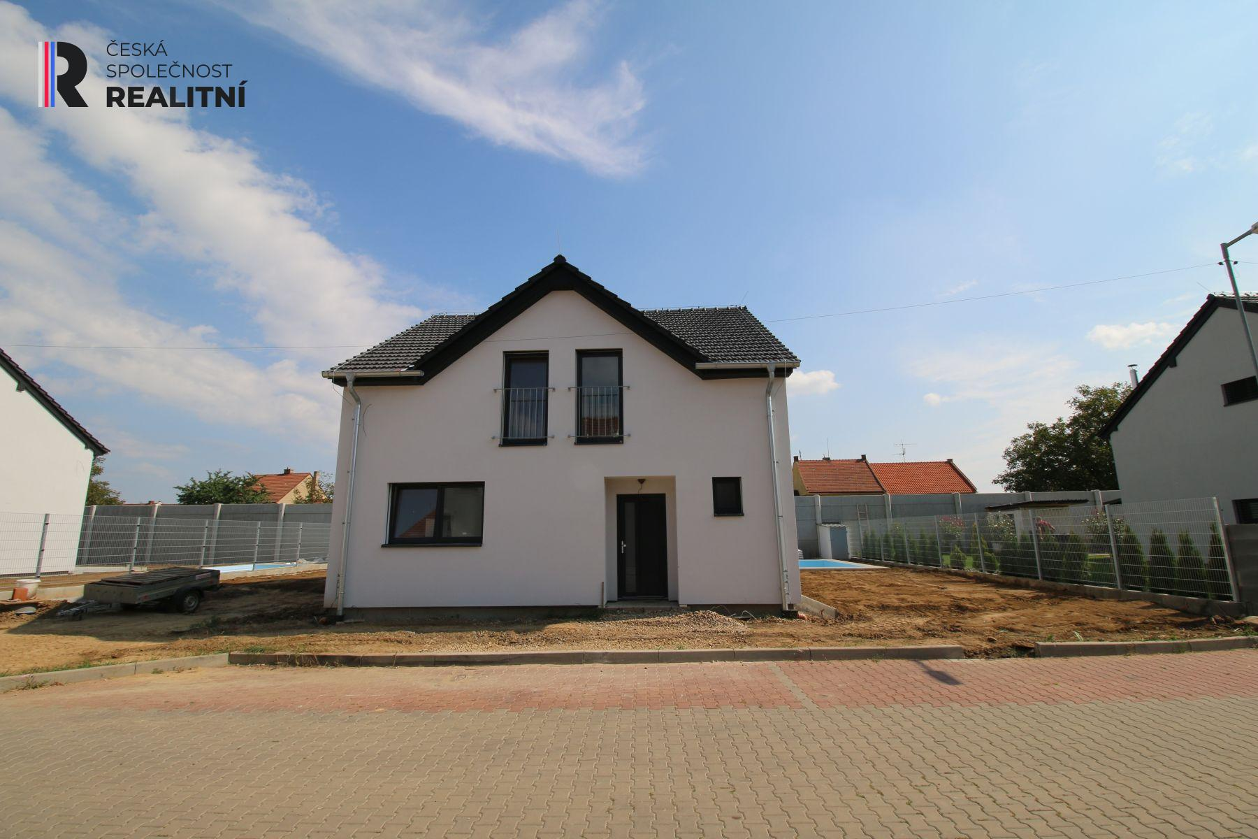 Rodinný dům 5+kk, 160m2, pozemek 436m2