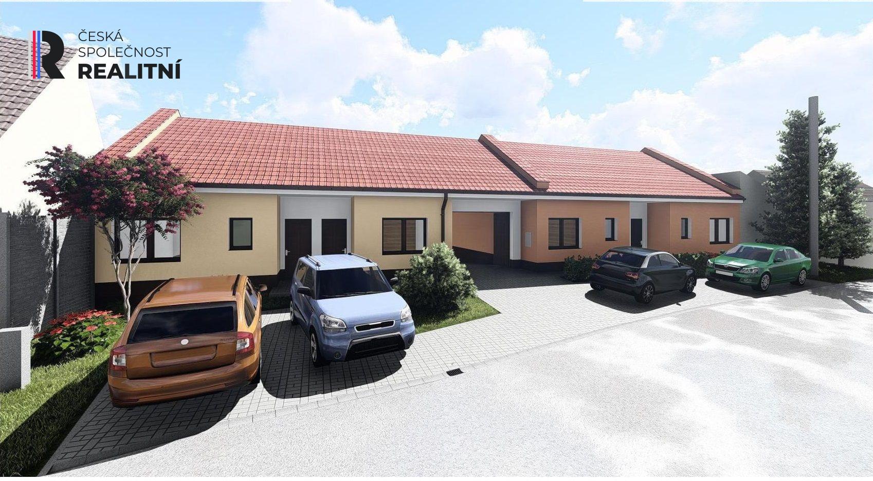 Rodinný dům - Penzion Strachotín