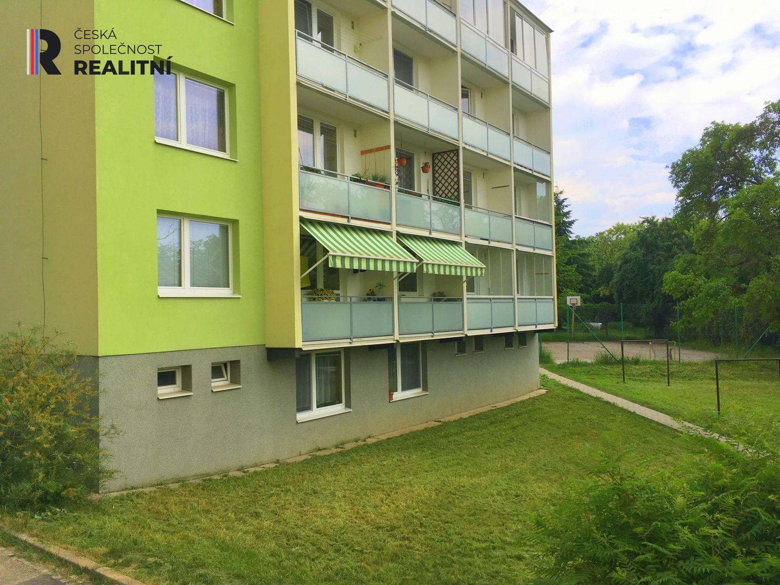Prodej bytu 2+1, 51,8 m2, se 2 lodžiemi, ul. Barvy, Brno - Lesná
