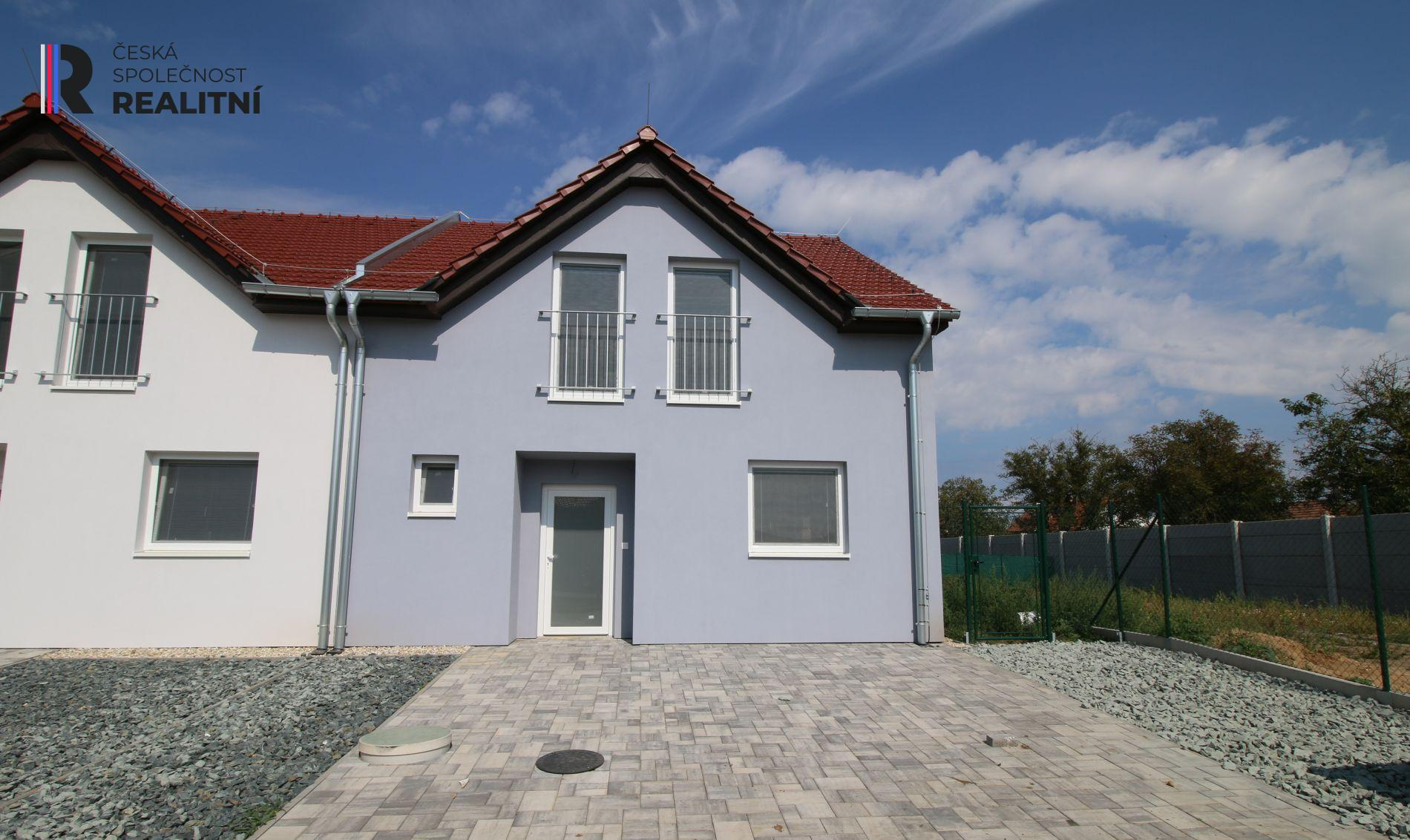 Rodinný dům 4kk, Holasice , pozemek 348m2, novostavba