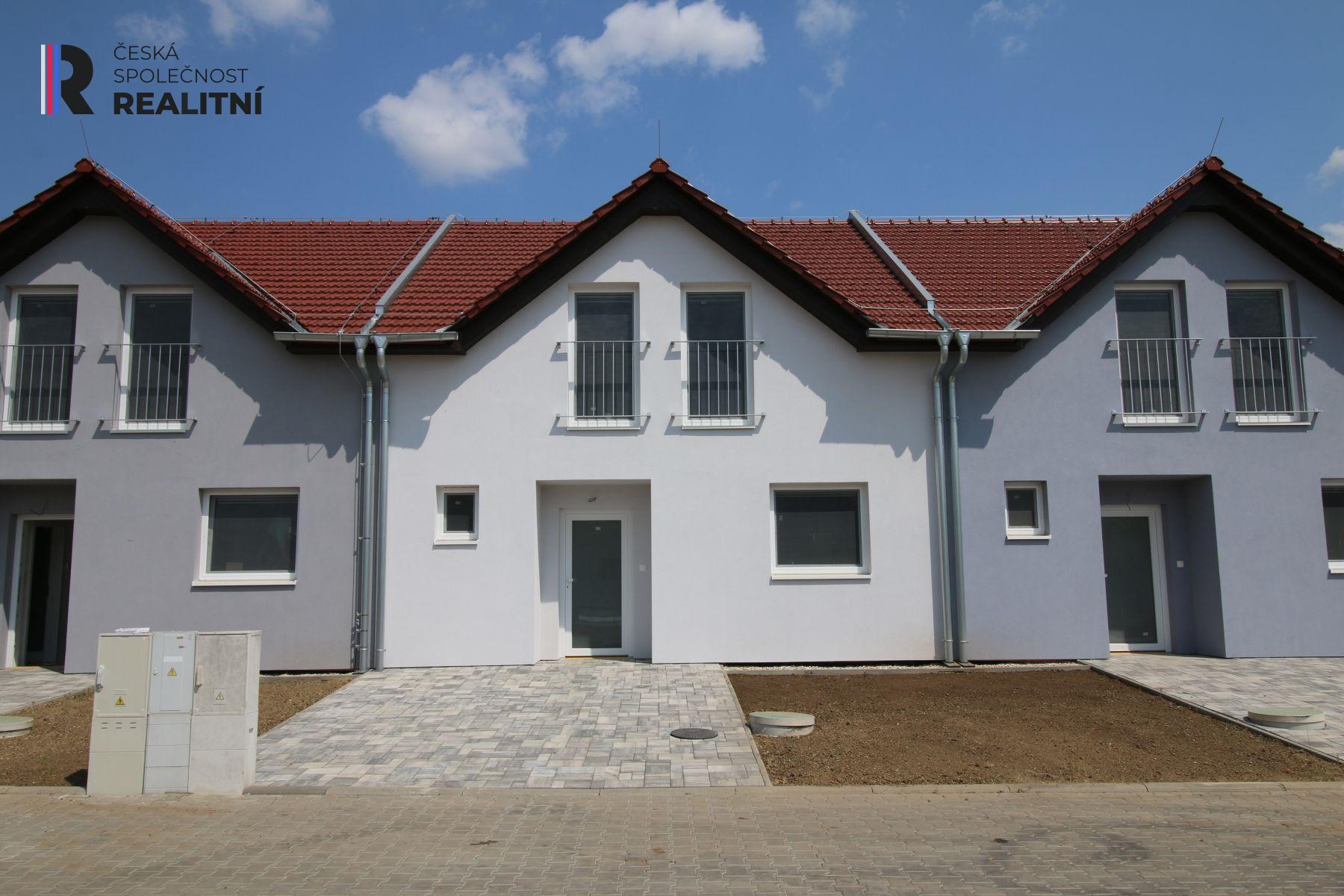 Rodinný dům 4 kk, Holasice, pozemek 249 m2, novostavba