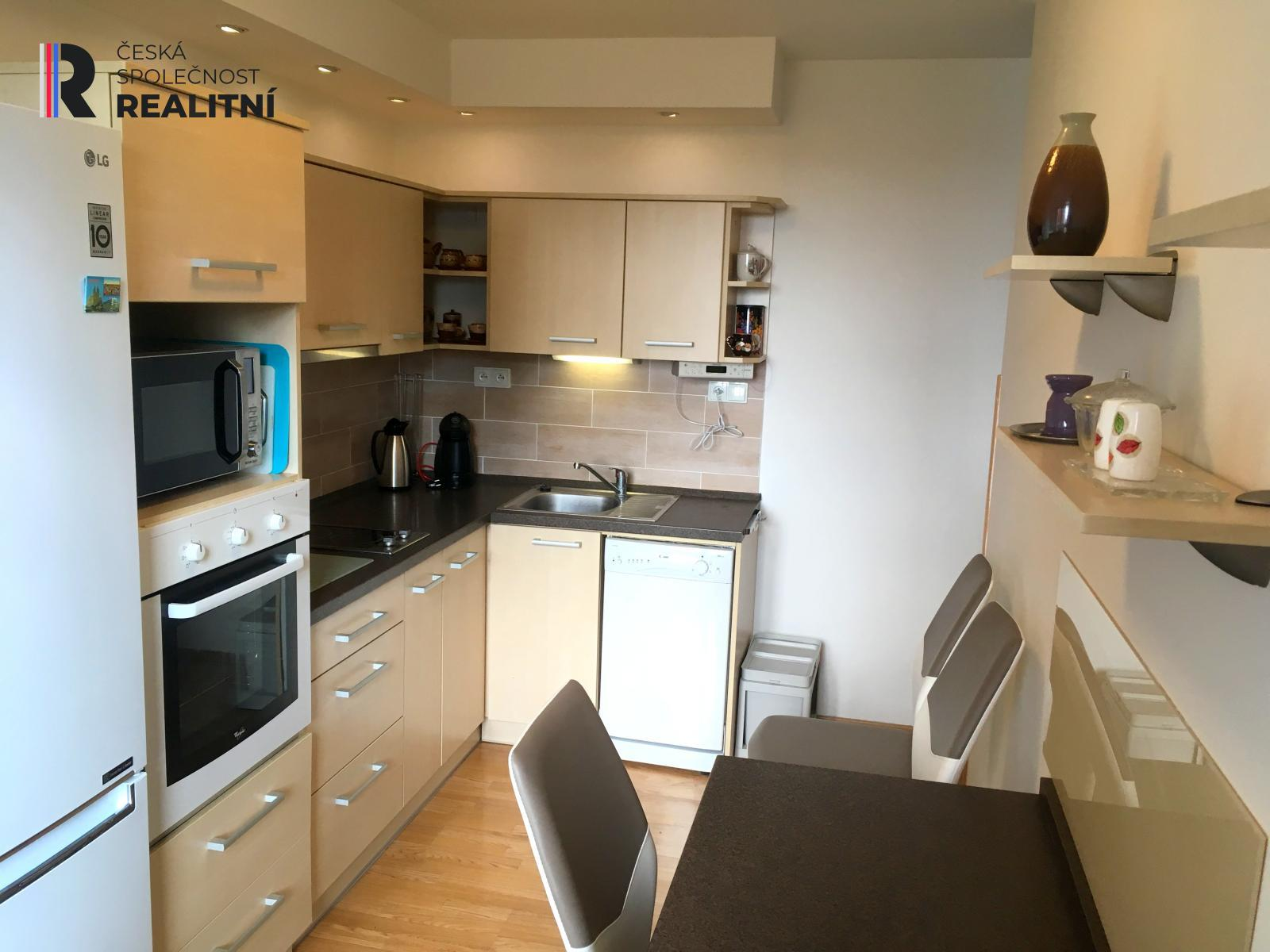 Pronájem bytu 2+kk, 31 m2, Valtická, Brno Vinohrady