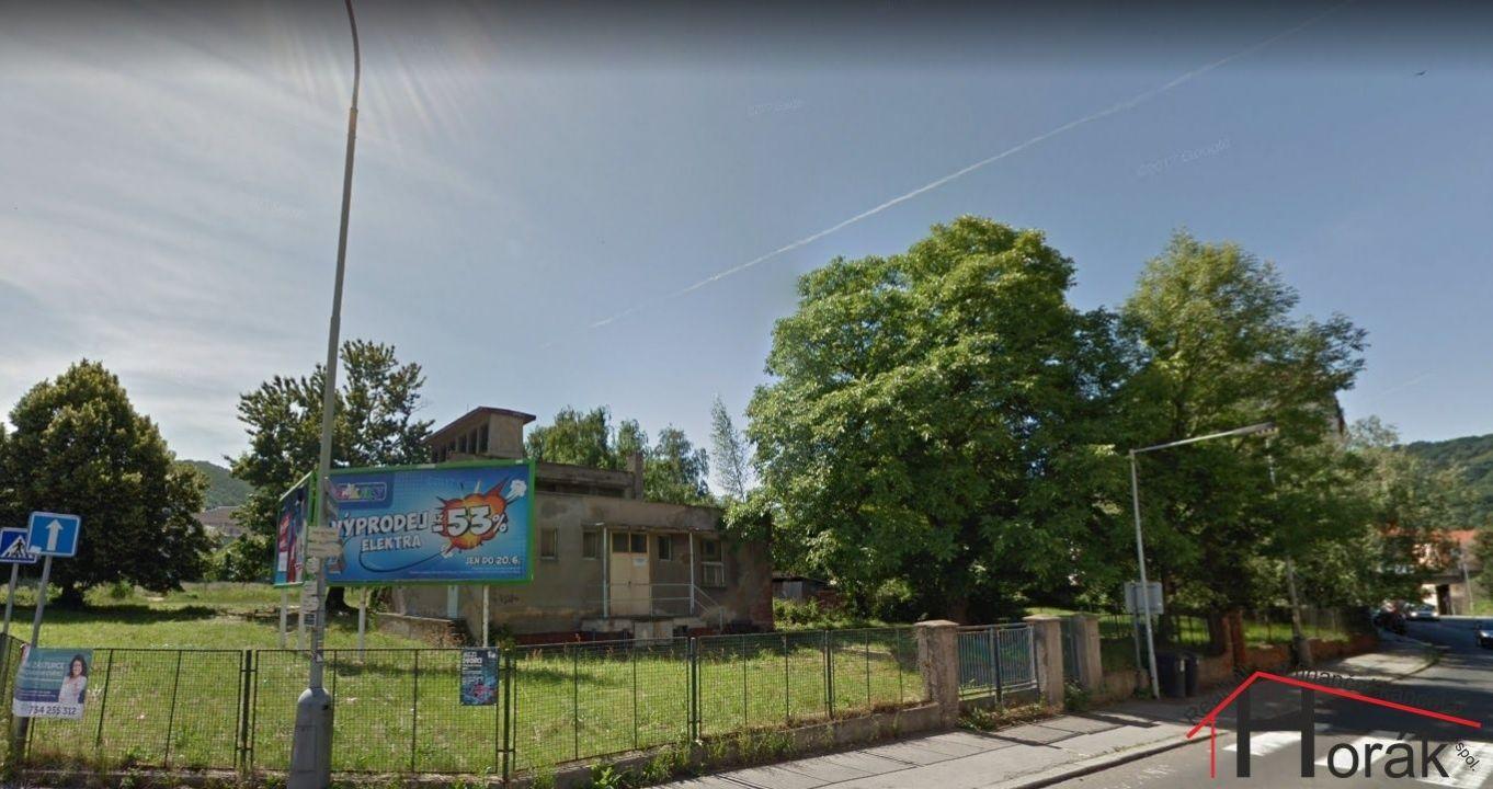Prodej, Pozemky pro bydlení, 5970 m2 - Ústí nad Labem-Střekov