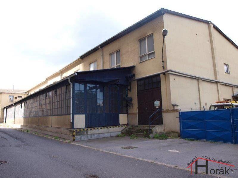 Prodej, Výroba, Sklady, 3600 m2 - Ústí nad Labem-Střekov