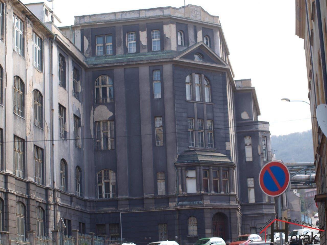 Prodej, Historické objekty, 21.000 m2 - Ústí nad Labem - Střekov