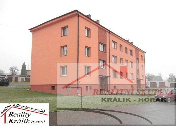 Byt 2+1 se zasklenou lodžií, obec Zbraslavic, Kutnohorsko