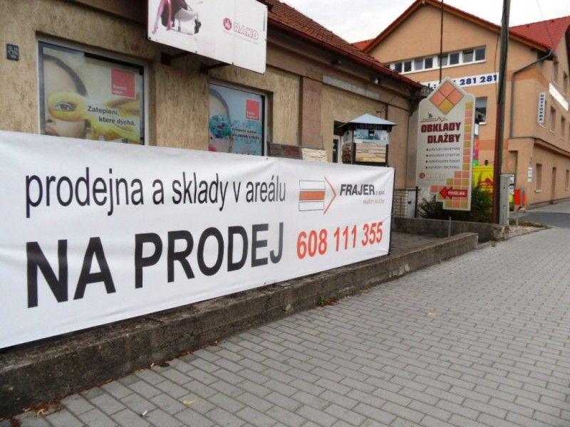 Prodej obchodního prostoru, Cukrovarská, Praha 9