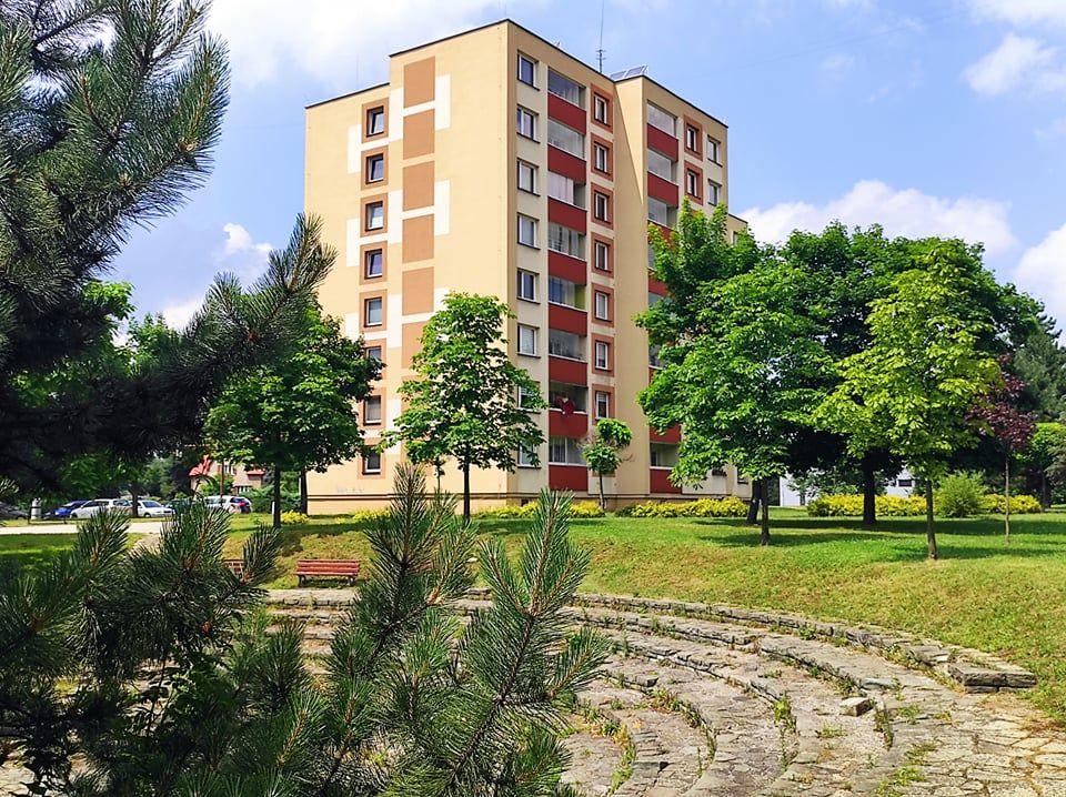 Družstevní byt 3+1 v lukrativní části Orlová na ulici Ke Studánce