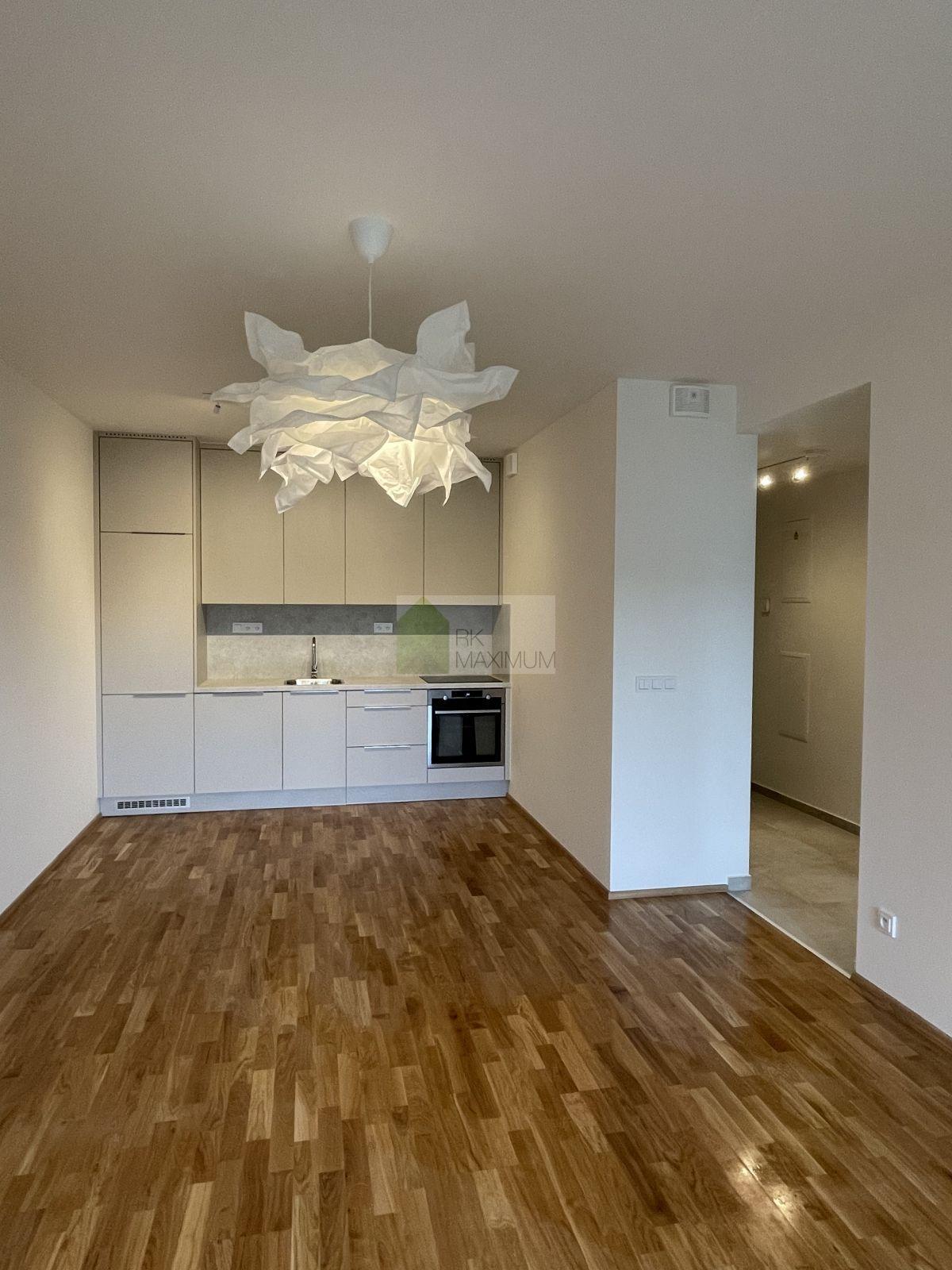 Stylové bydlení v Hodkovičkách v novém bytě 2+kk s lodžií a garáž. stáním