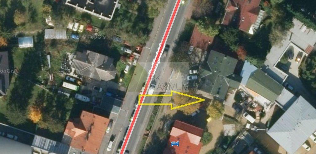 Parkovací stání Praha 4 - Krč, kousek od metra Kačerov