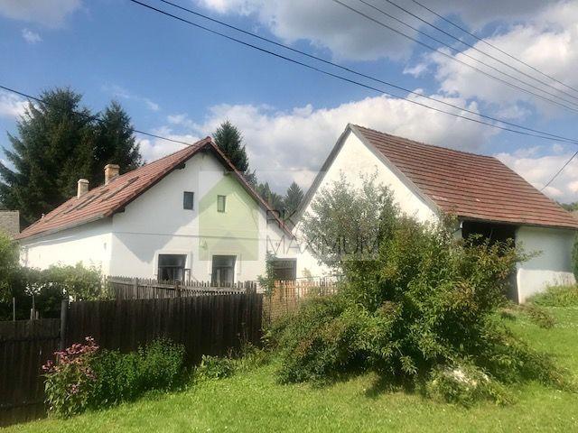 Prodej chalupy ,384 m2 zastavěná plocha a nádvoří, Dolní Hořice - Pořín, okres Tábor
