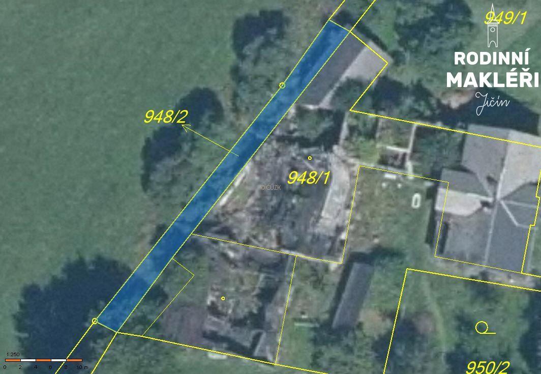 Pozemek - ostatní plocha, 138 m2, Zlaté Hory