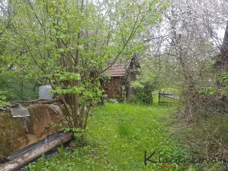 Prodej pozemku - stavební 2 868m2 Kaňovice u Luhačovic