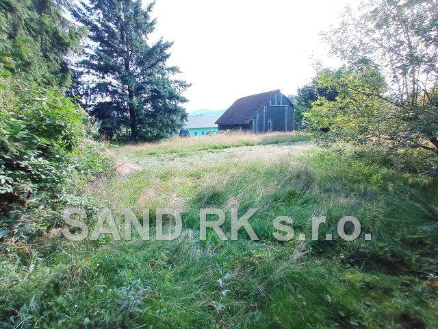 St. pozemek 2,5km od hranic, 5km Kdyně