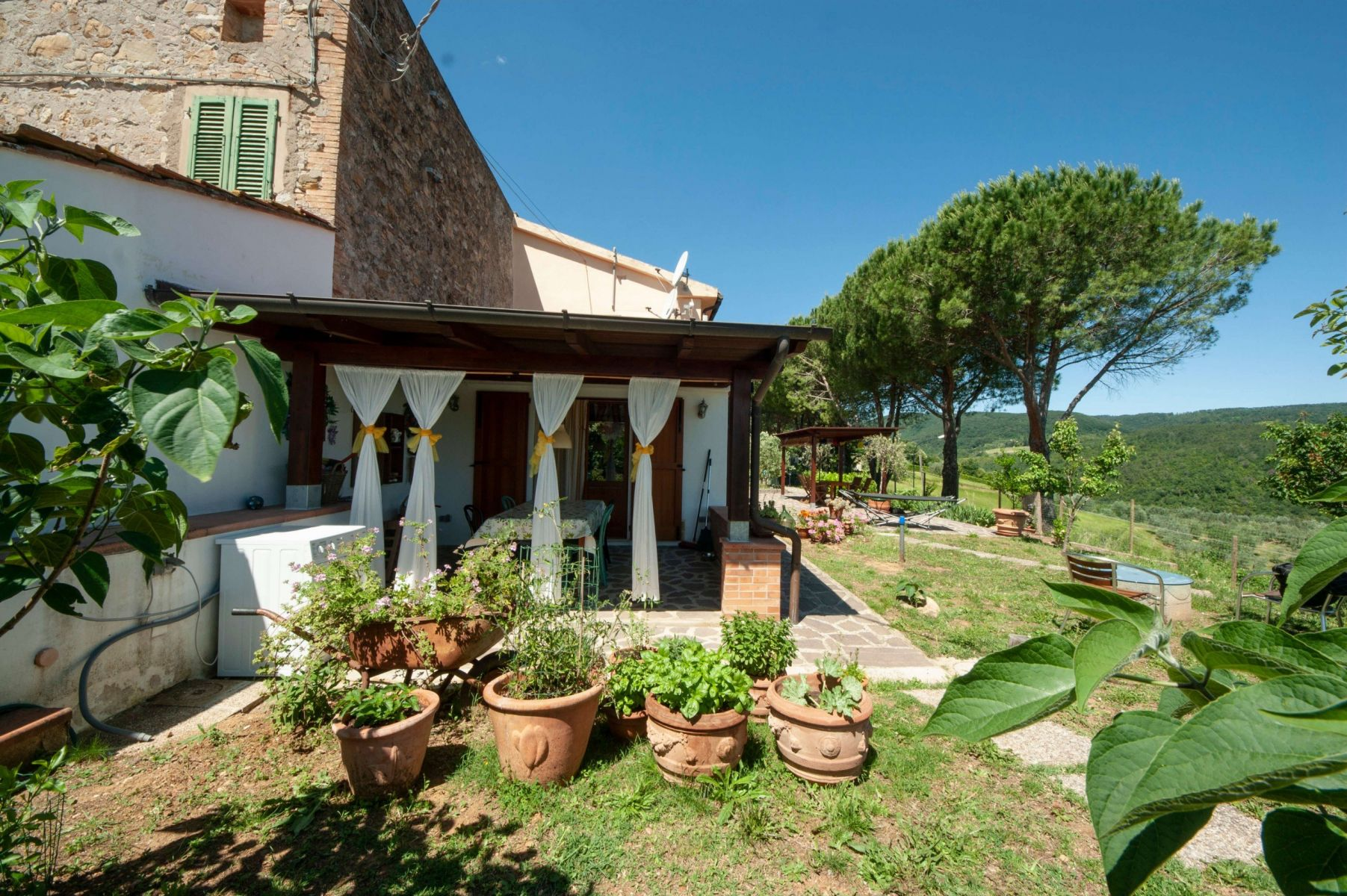Prodej toskánského domu s bazénem