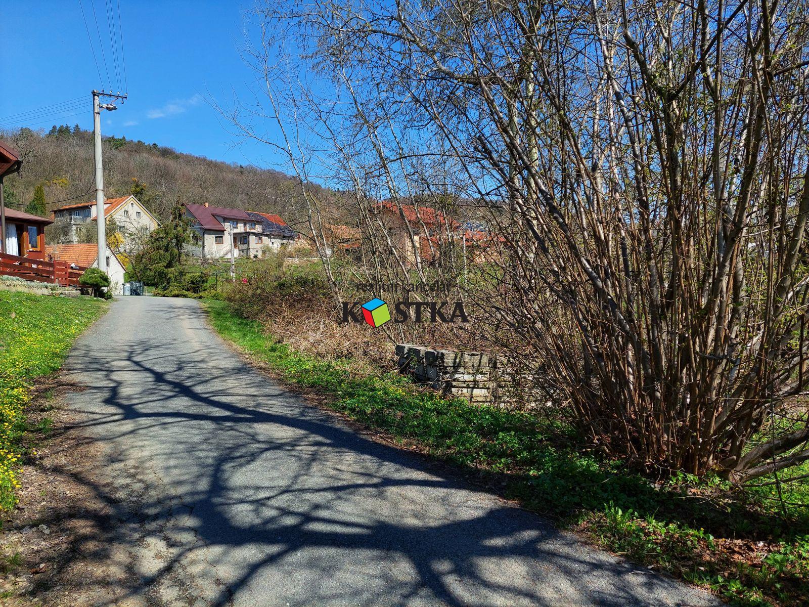Stavební pozemek Straník, 796 m2