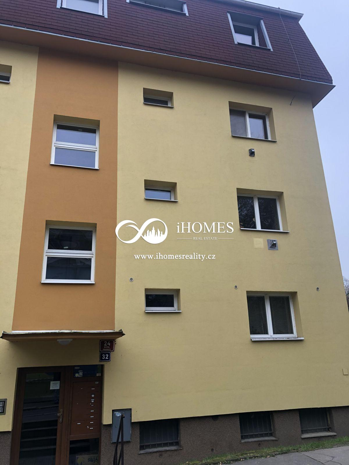 Pronájem bytu 2+1 s balkónem 70m2 Praha 5 Motol.