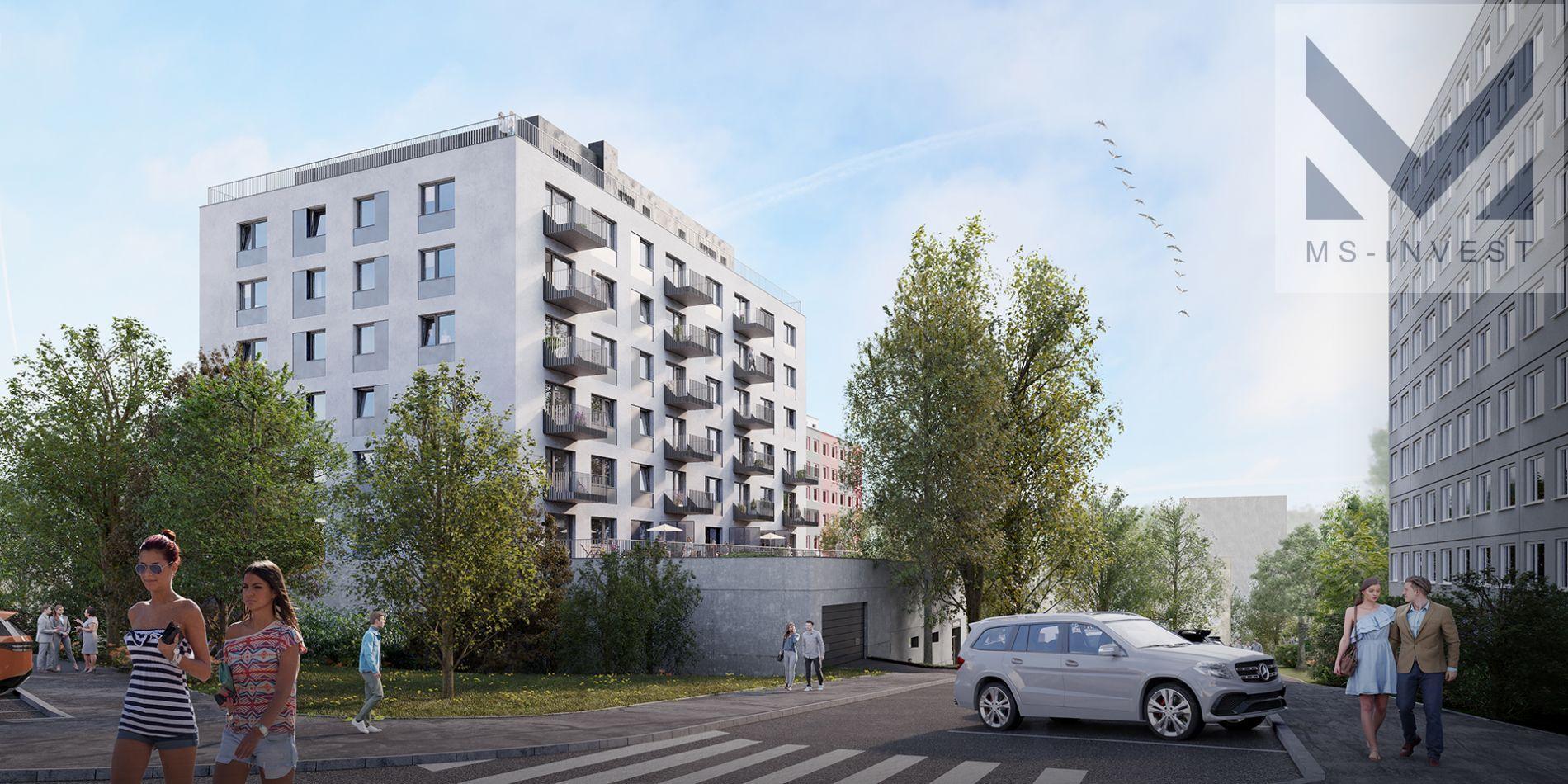 Byt 3+kk (4C) s balkonem Praha - Řepy