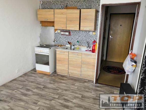 Prodej bytu 1+1 v Jirkově, ul. Krušnohorská