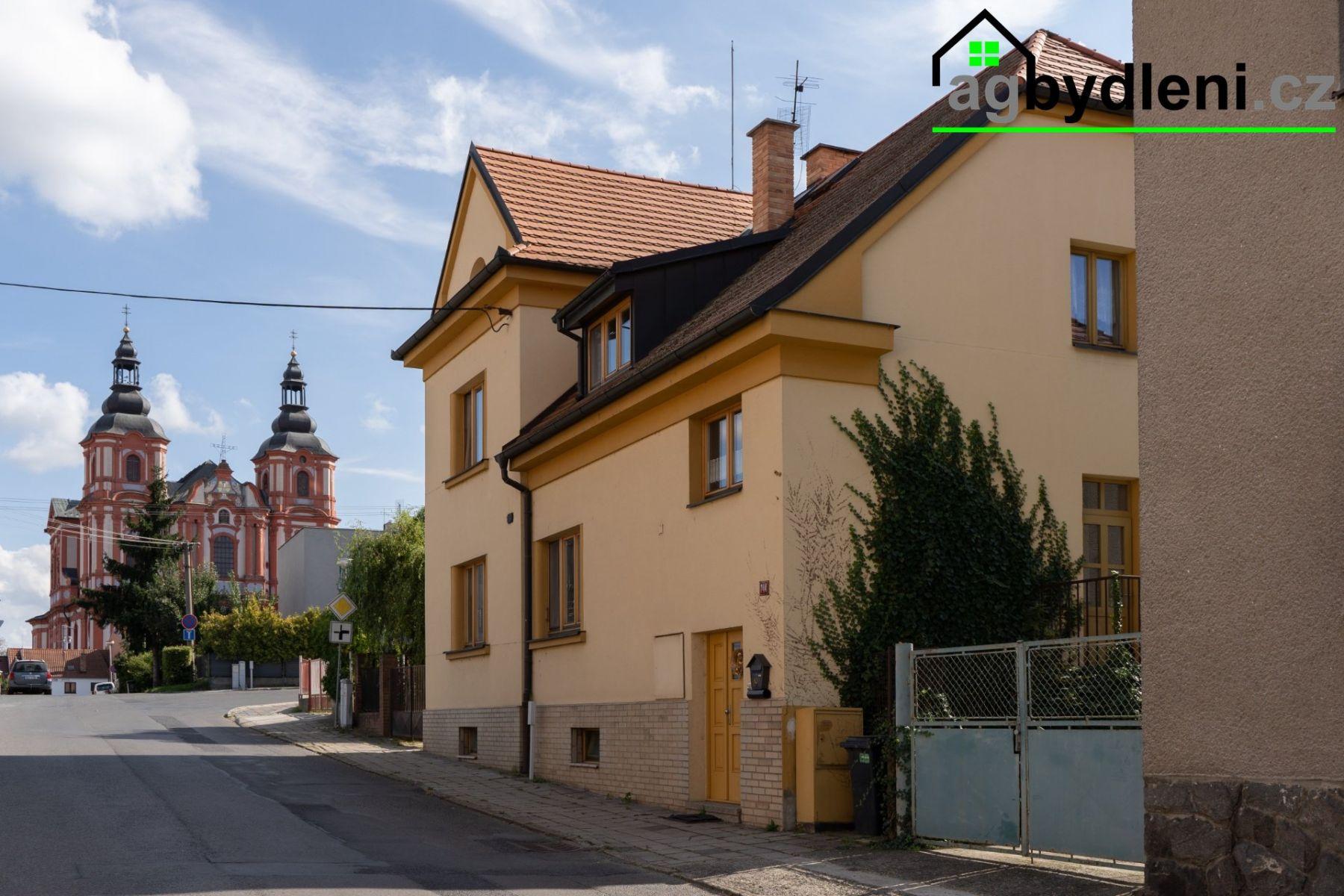 Prodej, Rodinné domy, 212m2 - ul. 5.května, Přeštice, Plzeň-jih