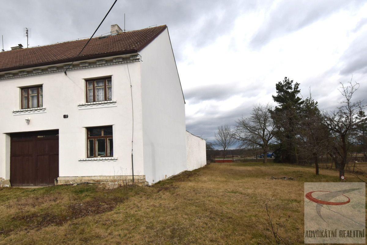 Prodej rodinného domu 161m2, pozemek 1603m2, Strakonice-Pražák