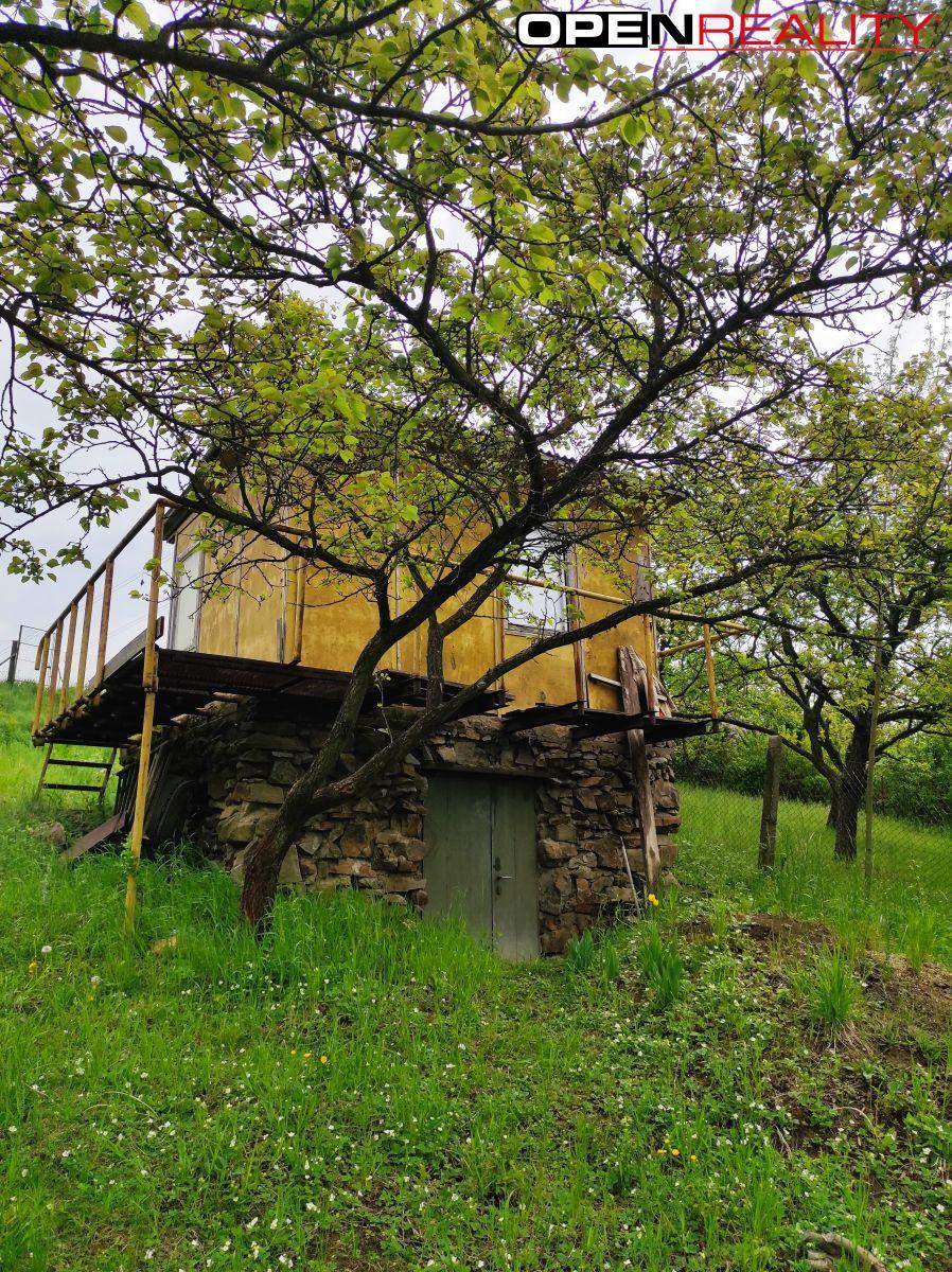 Prodej zahrady 1209, obec Vážany nad Litavou