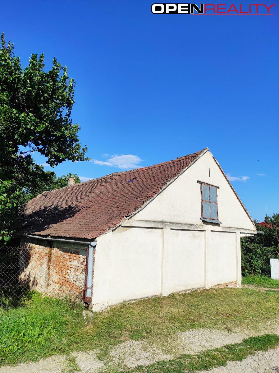 Prodej rodinného domu, Vedrovice okres Znojmo