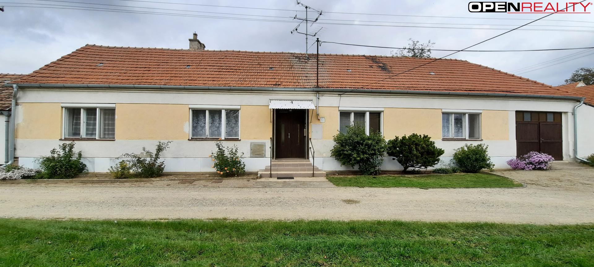 Prodej rodinného domu 4+1 , 210 m2