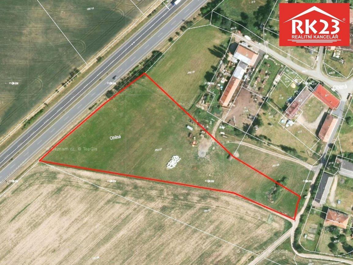Prodej, Pozemek, 14067m2, Odrava - Obilná