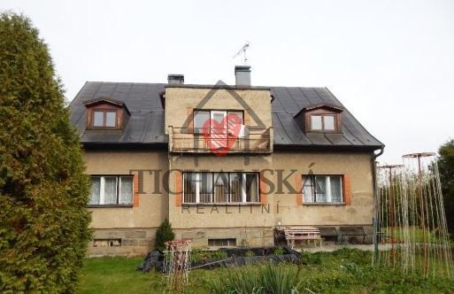Rodinný dům vilového typu v obci Pržno