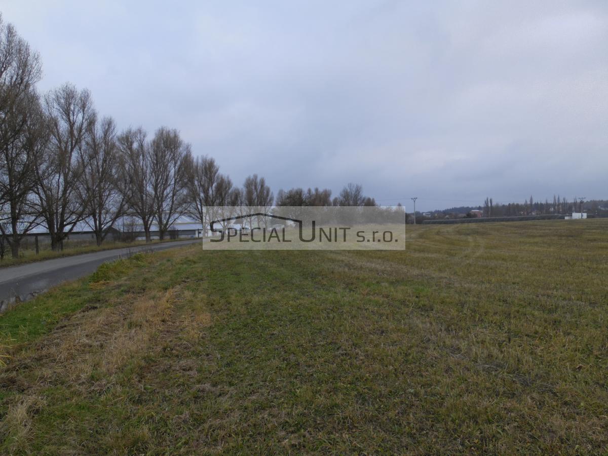 Stavební pozemek Ruda u Nového Strašecí - komerční účely