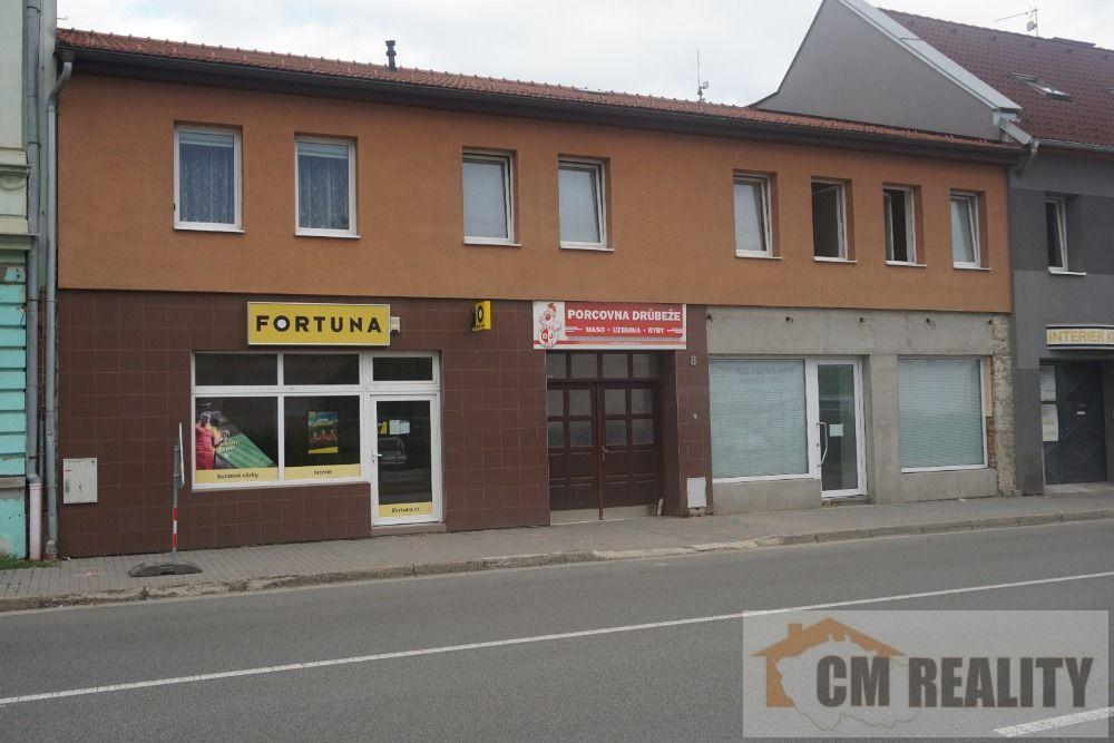 Pronájem obchodního prostoru 53 m2, ul. Brněnská