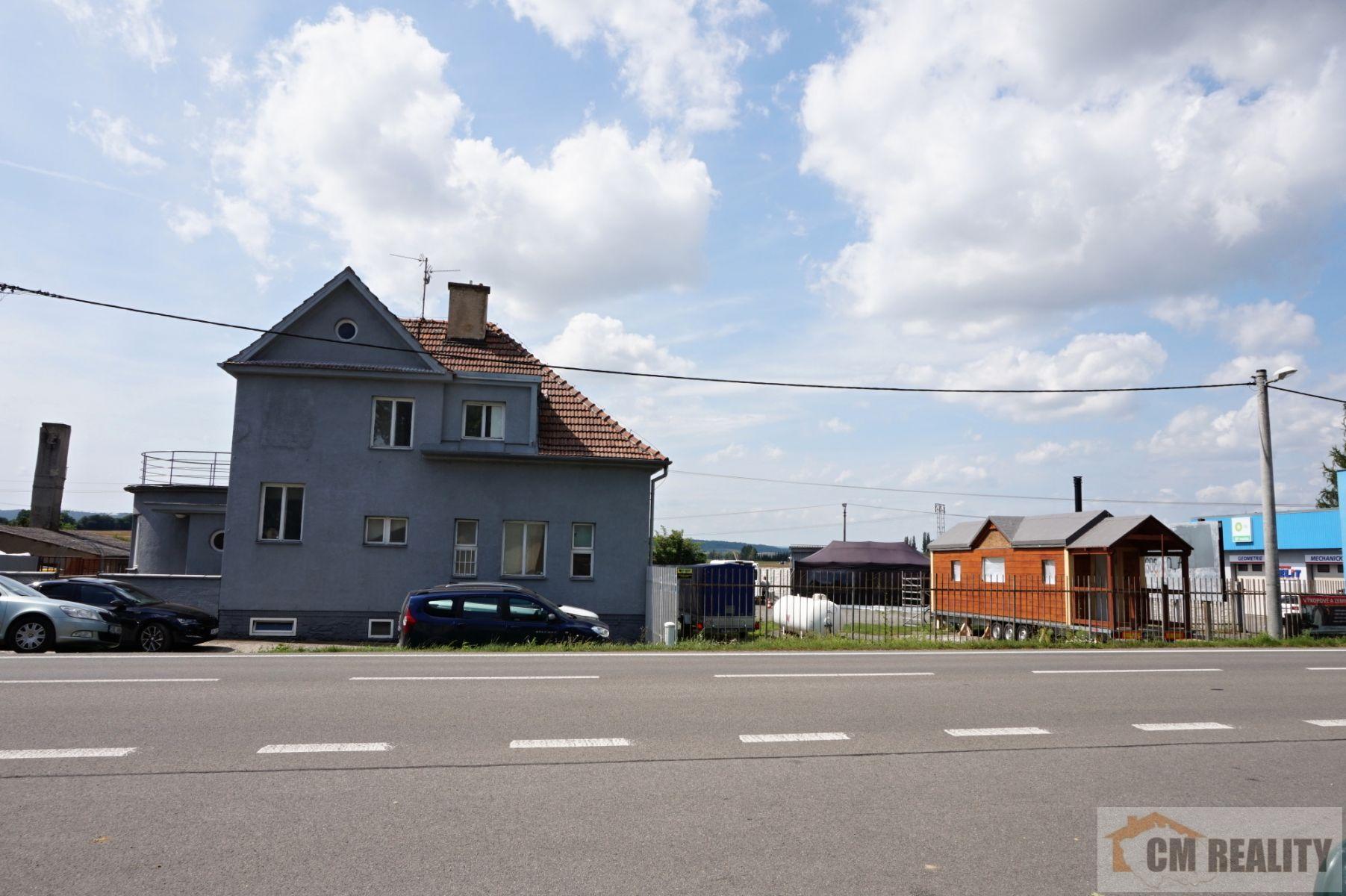 Prostějov, Brněnská  prodej komerčního areálu