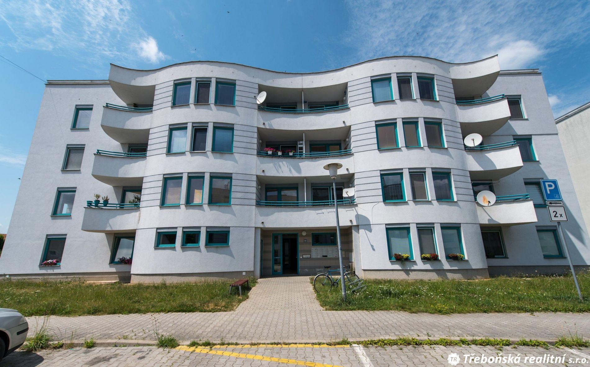 Prodej bytu 3+kk v Třeboni