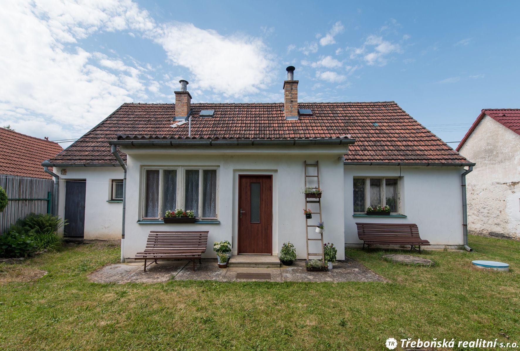 Prodej rodinného domu Lutová