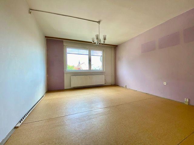 K pronájmu byt 2+1, Česká Lípa, Klášterní ulice