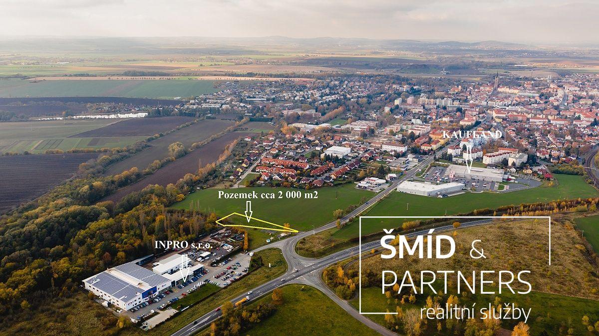 Prodej pozemku 2 000 m2, Čáslav