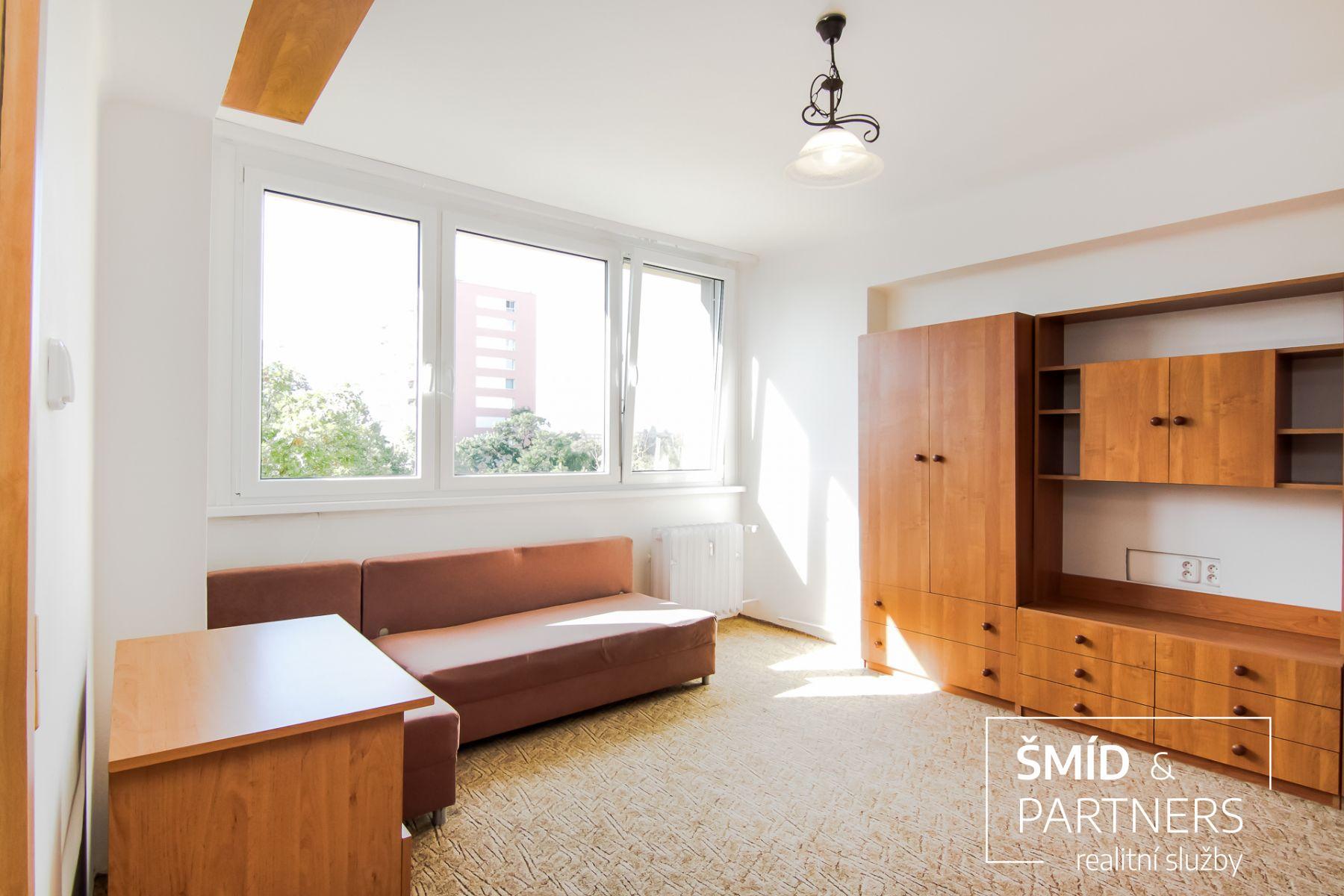 Pronájem bytu 1+1, Dělnická 790, Kolín