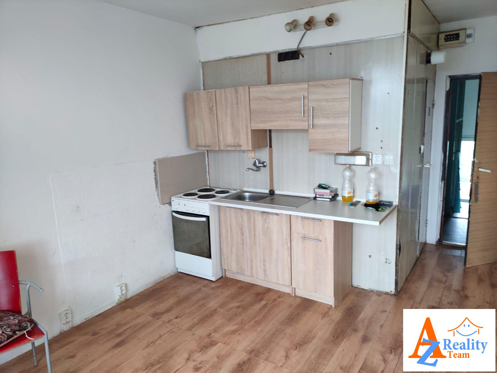 Nabízíme prodej bytové jednotky 1+1  ul. Kamenná, Chomutov.