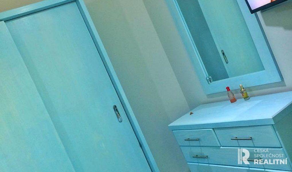 Prodej bytu 1+kk 47 m2, balkon
